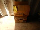 BOX OX ENGINE ANTIFREEZE AND BOX OF AIR BRAKE ANTIFREEZE