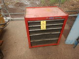 CRAFTSMAN TOOLBOX  WITH WELDING RODS