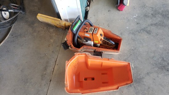 STIHL 036RO CHAIN SAW  WITH CASE