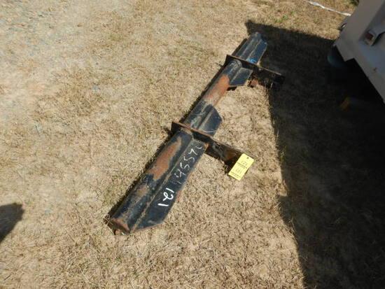 STEEL BUMPER  FOR TRUCK TRACTOR
