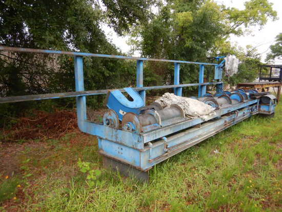 HYDRAULIC ROLLING PIPE BEVELLER
