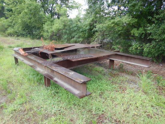 H-BEAM TABLE FRAME & MISCELLANEOUS METAL