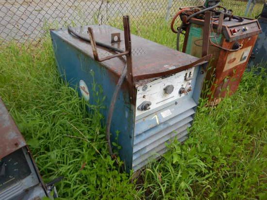 MILLER SRH-555 WELDER,  ELECTRIC