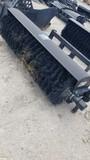 WOLVERINE HYDRAULIC BROOM SWEEPER,  FOR SKID STEER, NEW / UNUSED