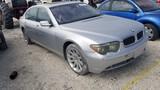 2006 BMW 750 LI CAR,  4.4 LITRE GAS, AUTOMATIC, PS, AC, UNKNOWN CONDITION O