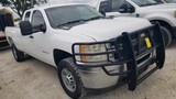 2011 CHEVROLET 2500 TRUCK,  EXTENDED CAB, 2-WD, 6.6 LITRE DURAMAX DIESEL, A
