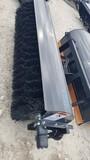 WOLVERINE HYDRAULIC BROOM / SWEEPER,  FOR SKID STEER, NEW / UNUSED