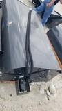 WOLVERINE HYDRAULIC ENCLOSED BROOM / SWEEPER,  FOR SKID STEER, NEW / UNUSED