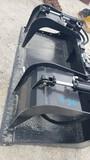 WOLVERINE HYDRAULIC GRAPPLE BUCKET,  FOR SKID STEER, NEW / UNUSED