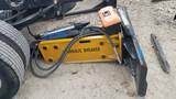 WOLVERINE HYDRAULIC BREAKING HAMMER,  FOR SKID STEER, NEW / UNUSED