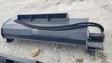 WOLVERINE HYDRAULIC ROTARY TILLER,  FOR SKID STEER, NEW / UNUSED