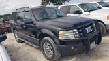2007 FORD EXPEDTION XLT SUV,  4 X 4, 5.4 LITRE GAS, AUTOMATIC, PS, AC, 3RD