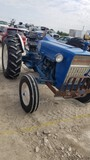 FORD 3000 TRACTOR, 2,149+ hrs,  2-WD, GAS, HI/LO 3-SPEED, PTO, LIFT ARMS, R