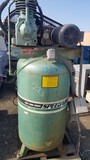 SPEEDAIRE SHOP AIR COMPRESSOR,  ELECTRIC, 3-PHASE, 200-PSI, 5-HP