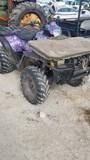 2004 POLARIS SPORTSMAN 700 ATV,  AWD, GAS S# 4XACH68AX4A340852