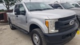 2017 FORD F-250XL TRUCK, 100,747+ mi,  EXTENDED CAB, 4 X 4, 6.2 LITRE DIESE