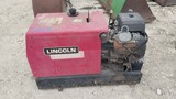LINCOLN PORTABLE WELDER, 283+ hrs,  GAS, SELLER STATES RUNS AND WELDS WELL