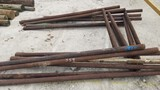 (7) PIPE FENCE H BRACES,,  ASSORTED