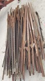ASSORTED STEEL FENCE T-POSTS
