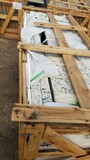 CRATE WITH/ MARBLE/STONE  MARBLE TOPS 64