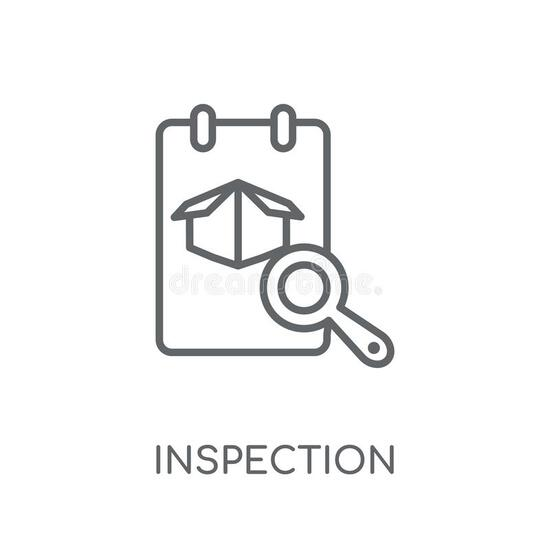Inspection –
