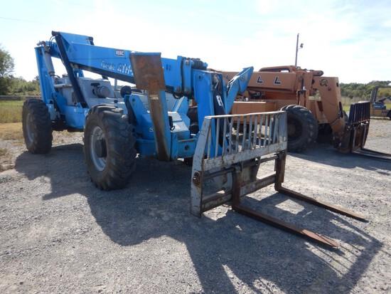 2006 Genie GTH-1048 Telescopic Forklift, 10,000lb Capacity, 4x4x4, 14.00-24