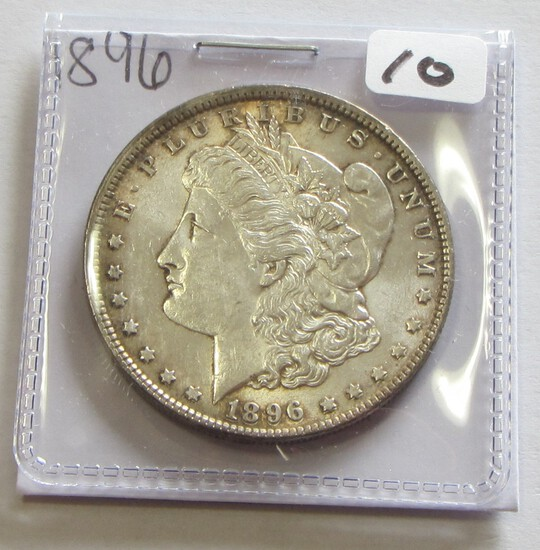 $1 1896 MORGAN