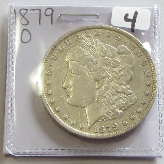$1 1879 O MORGAN
