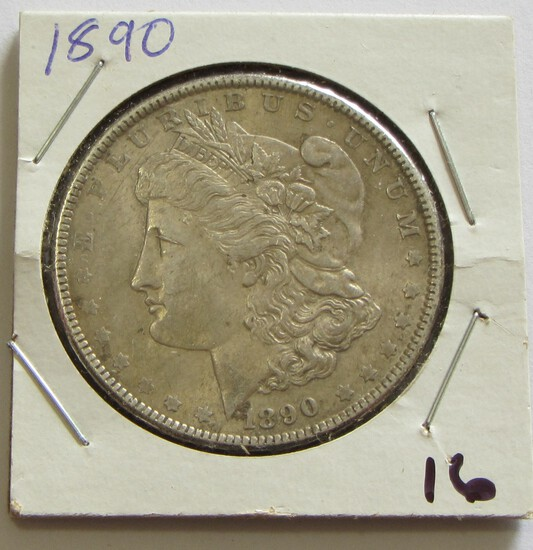 $1 1890 MORGAN