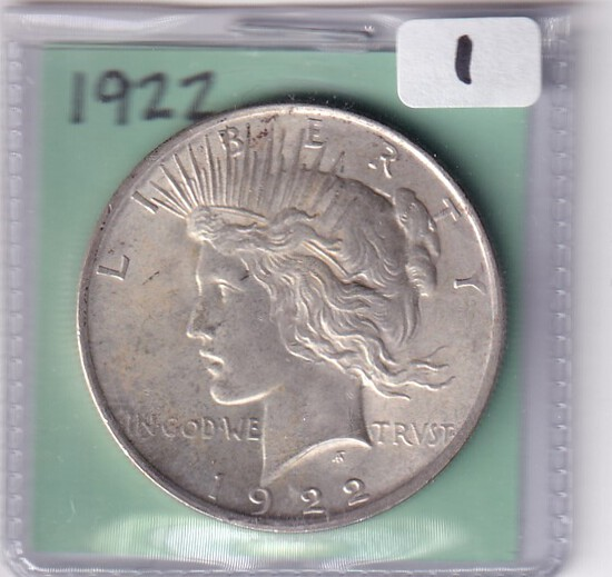 STAR COIN & CURRENCY AUCTION MONDAY EVENT
