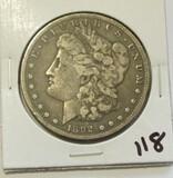 $1 1892-S MORGAN
