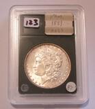 1889 Morgan Dollar MS