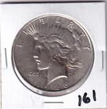 1926 $1 PEACE
