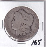 $1 1904-S MORGAN