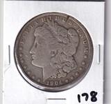 $1 1904 MORGAN