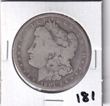 $1 1901 MORGAN