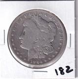 $1 1904 S MORGAN