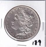 $1 1890-S MORGAN