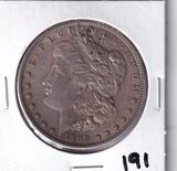 $1 1889-S MORGAN