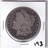 $1 1902 MORGAN