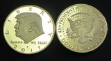 PROOF TRUMP COIN