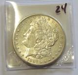 $1 1887-S MORGAN