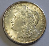 $1 1921-S MORGAN