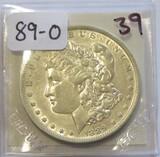 $1 1889-O MORGAN