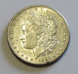 $1 1891-S MORGAN