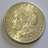 $1 1890-S BU MORGAN