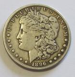 $1 1896-S MORGAN