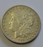 $1 1890-O MORGAN