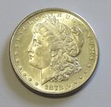 $1 1878-S MORGAN
