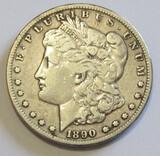 $1 1890-CC CARSON CITY MORGAN